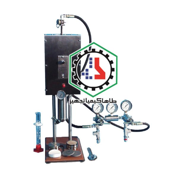 ۰۴-۰۱-۰۹-HTHP Filter Press, 500 mL, for Cement Ofite