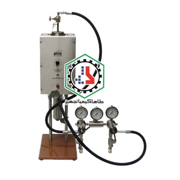 ۰۴-۰۱-۲۱-HTHP Filter Press, 500 mL, Threaded Cell, Mud-Ofite