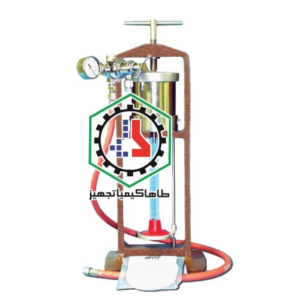 ۰۴-۰۲-۰۸-API Filter Press, Bench-Regulator,Hose-Fann