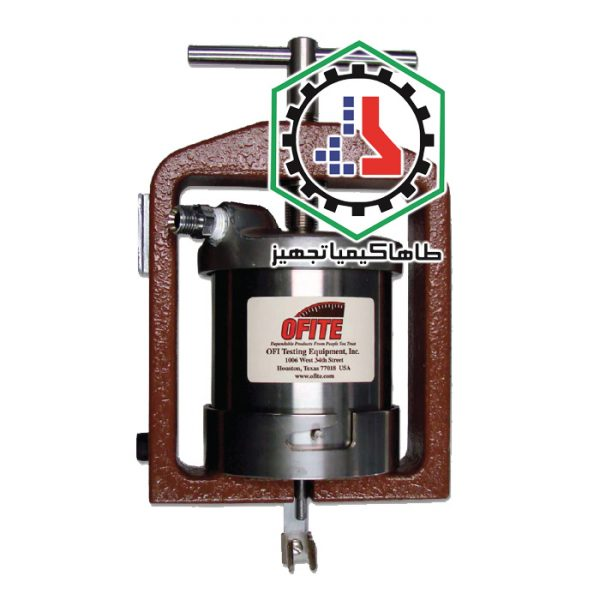 ۰۴-۰۲-۰۹-API Filter Press, Wall Mount, Basic-Ofite
