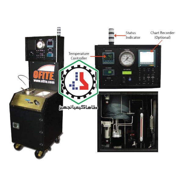 ۰۴-۰۴-Model 2025 Automated HTHP Consistometer-Ofite