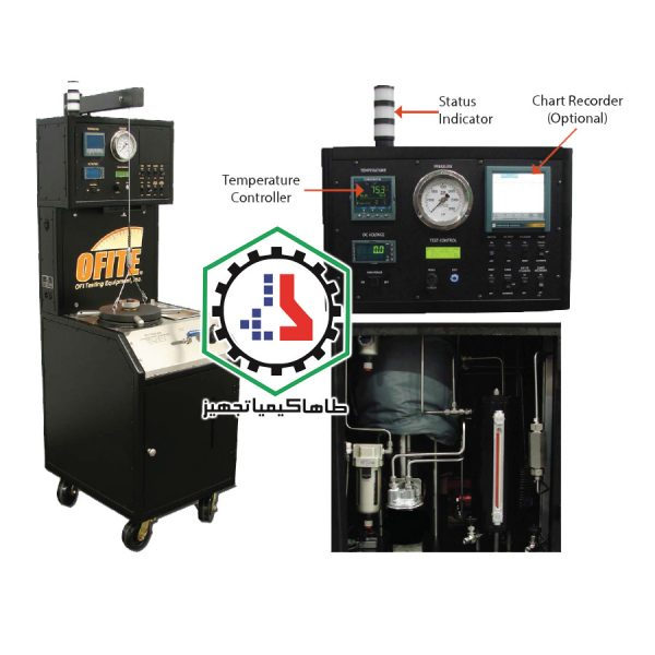 ۰۴-۰۵-Model 2040 Automated HTHP Consistometer-Ofite