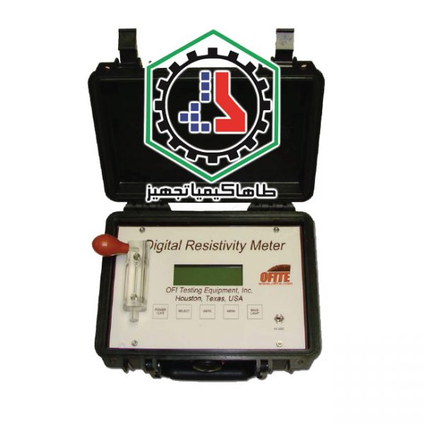 ۰۶-۰۵-Digital Resistivity Meter-Ofite