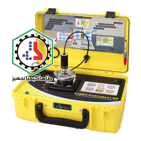 ۰۷-۰۲-Portable Particle Size Analyzer-Ofite