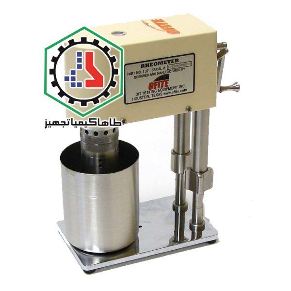 ۱۳-۰۳-Hand Crank Rheometer-Ofite
