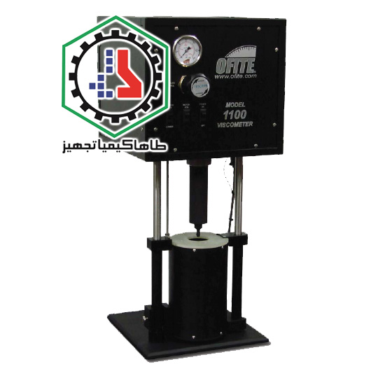 ۱۳-۱۰-Model 1100 Pressurized Viscometer-Ofite