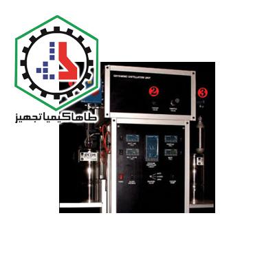 Cryogenic Distillation System Corelab
