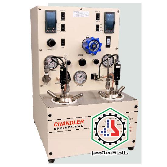 02-03-Model 4262 Twin Cell ULTRASONIC CEMENT ANALYZER-CHandler