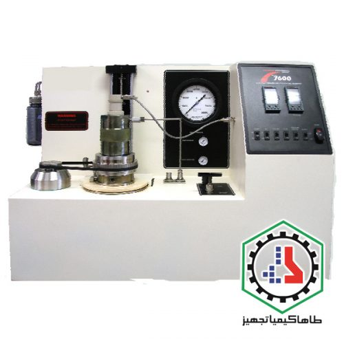 07-04-03-Model 7600 ULTRA HPHT VISCOMETER