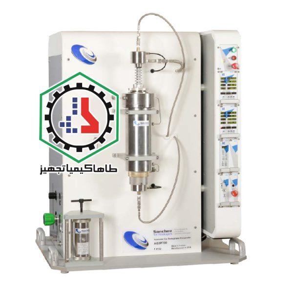 AG2P Automatic Gas Permeameter Porosimeter Sanchez