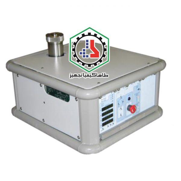 Automatic Back Pressure Controller 1000 bar Sanchez