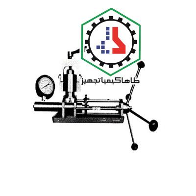 Mercury Capillary Pressure Corelab