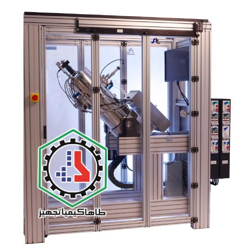 PVT Cell 1000 ml 700 bar Full Visibility Sanchez