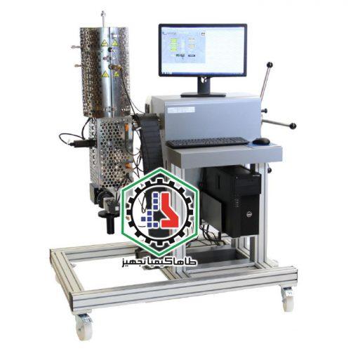 PVT Cell 200 ml 1000 bar BO temperature Sanchez