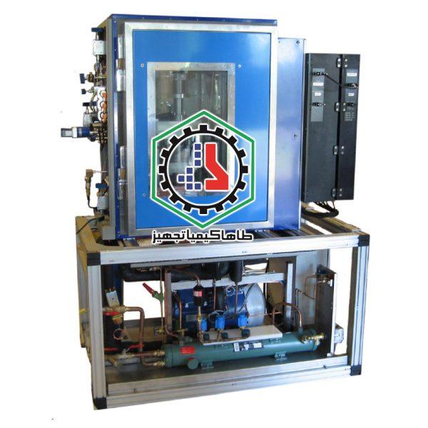 PVT Cell 200 ml 200 bar Sanchez