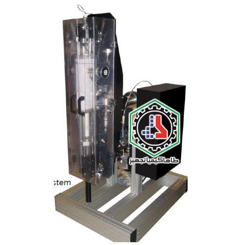 PVT Cell 250 ml 1000 bar gas Sanchez