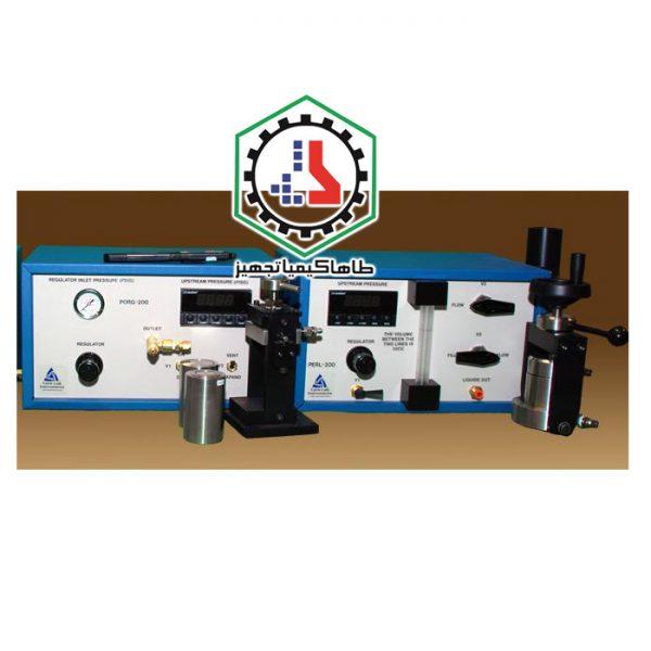 Porosimeter, Gas PORG-200 Corelab